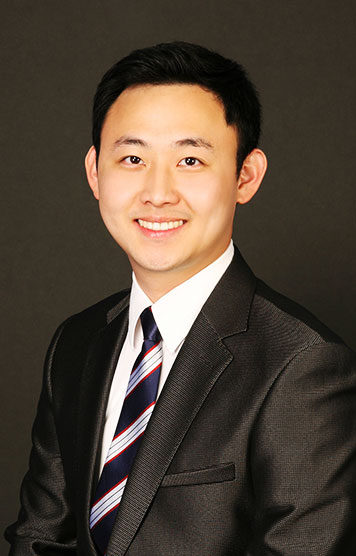 咨询老师Dr. Curtis Chin