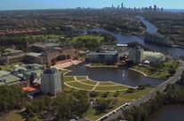澳大利亚邦德大学风光