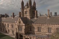 生活在悉尼大学的国际学生