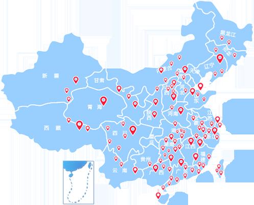 海外留学成功案例-区域图