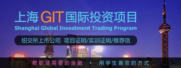 上海GIT国际投资项目